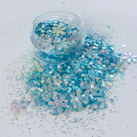 FROZEN ICE GLITTER POT - 10g